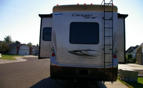 2013 Newmar Canyon Star 3911