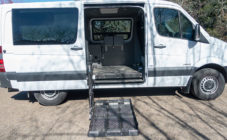 2014 Mercedes-Benz Sprinter 2500 Handicap Accessible Van