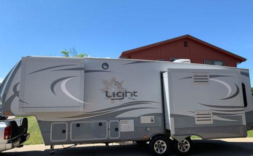 2015 Open Range Light 297RLS