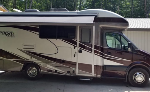 2019 Coachmen Prism Elite 24ef