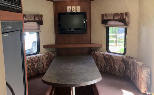 2012 Forest River Vibe 6503