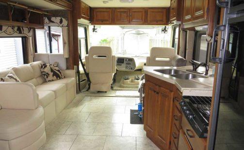 2012 Tiffin Allegro Open Road 32CA