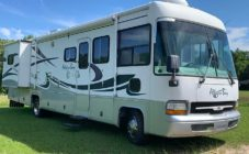 2001 Tiffin Allegro Bay 36DB