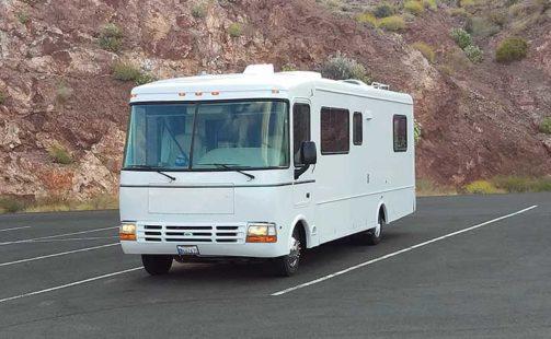 2002 Rexhall Vision V29