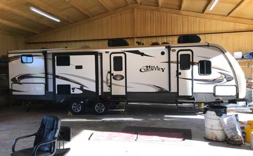 2016 Crossroads Hill Country 33FR