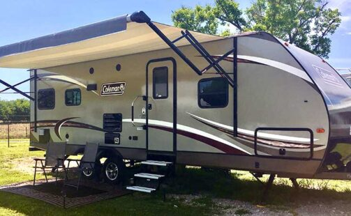 2017 Dutchmen Coleman Light 2515RL