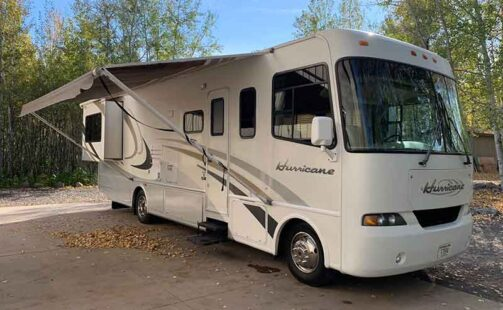 2004 Four Winds Hurricane 32R
